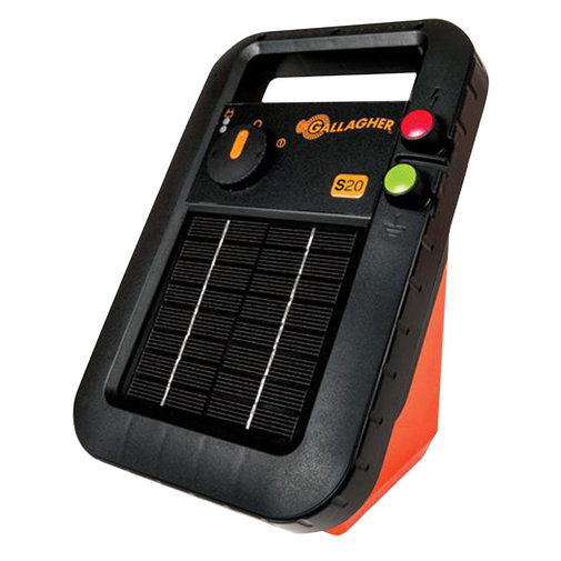 View larger image of S20 Solar/Battery Energizer