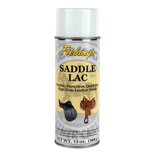 View larger image of Saddle Lac Leather Finish