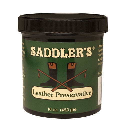 View larger image of Saddler's Leather Preservative