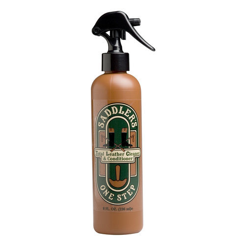 View larger image of Saddler's One Step Total Leather Cleaner & Conditioner