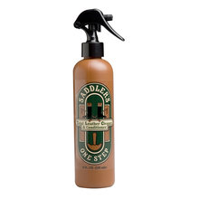 Saddler's One Step Total Leather Cleaner & Conditioner
