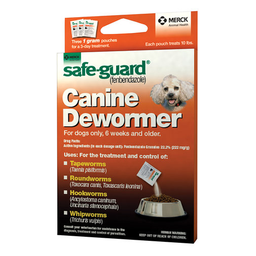 View larger image of Safe-Guard Dog Dewormer