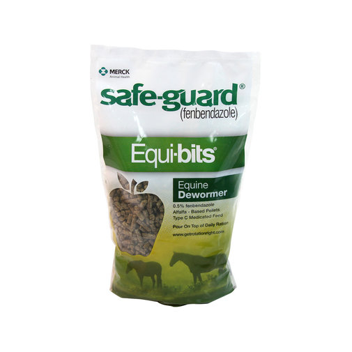 View larger image of Safe-Guard Equi-bits Dewormer for Horses