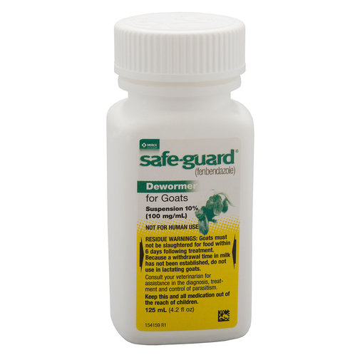 View larger image of Safe-Guard Goat Dewormer Suspension