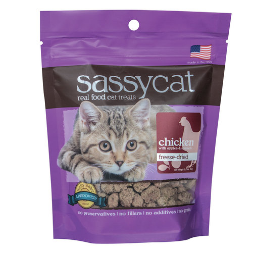 View larger image of Sassy Cat Treats