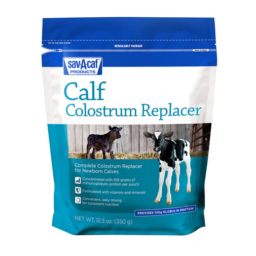 View larger image of Sav-A-Caf Colostrum Replacer