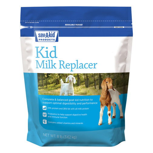 View larger image of Sav-A-Kid Goat Milk Replacer