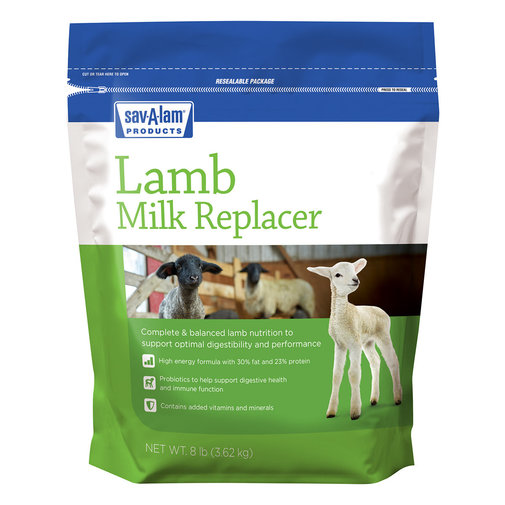 View larger image of Sav-A-Lam Non-Medicated Milk Replacer