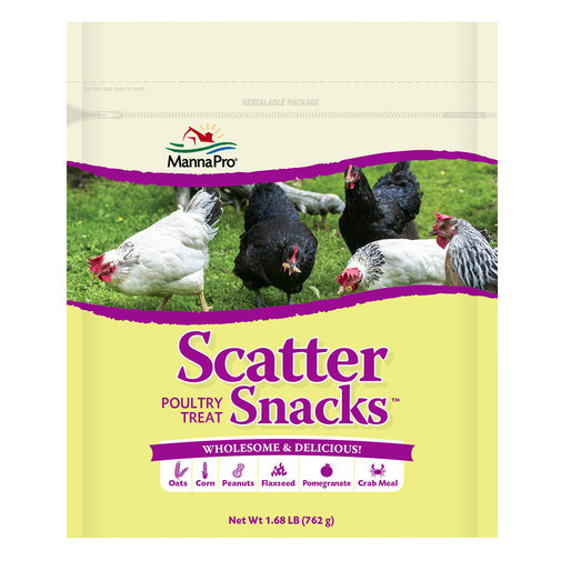 View larger image of Scatter Snacks Poultry Treat