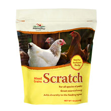 Scratch Grains for Poultry