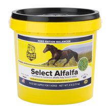 Select the Best Select Alfalfa Horse Feed Ration Balancer
