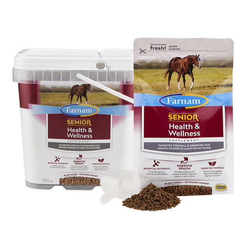 View larger image of Senior Health & Wellness Horse Supplement