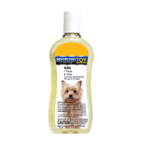View larger image of SentryPro Toy & Small Breed Flea & Tick Shampoo