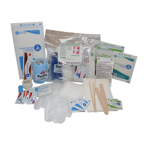View larger image of Serious/Double Treatment Wound Care First Aid Kit
