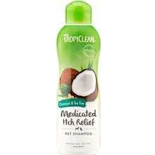 Medicated Itch Relief Shampoo for Pets