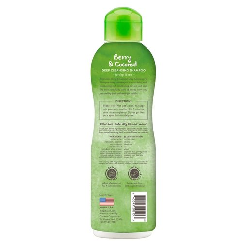 View larger image of Deep Cleansing Shampoo for Pets