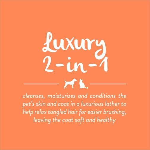 View larger image of Luxury 2-In-1 Shampoo/Conditioner for Pets