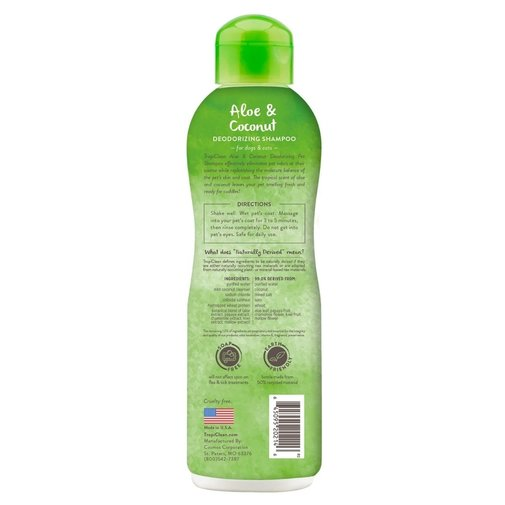 View larger image of Deodorizing Shampoo for Pets