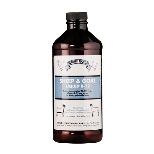 View larger image of Sheep & Goat Liquid B-12 Supplement