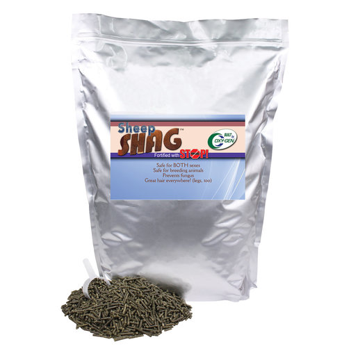 View larger image of Sheep SHAG Supplement