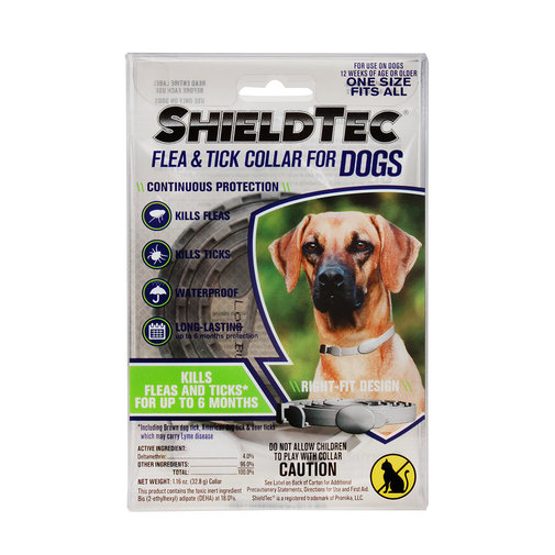 View larger image of ShieldTec Flea & Tick Collar for Dogs