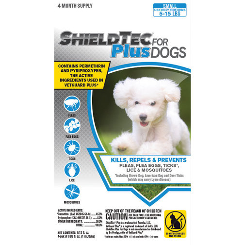 View larger image of ShieldTec Plus for Dogs