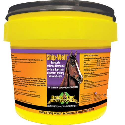 View larger image of Ship-Well Horse Supplement