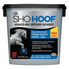 Sho-Hoof Advanced Hoof Supplement for Horses