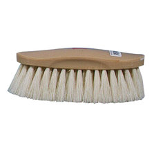 Showman-White Soft Tampico Brush
