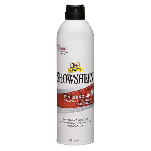View larger image of ShowSheen Finishing Mist