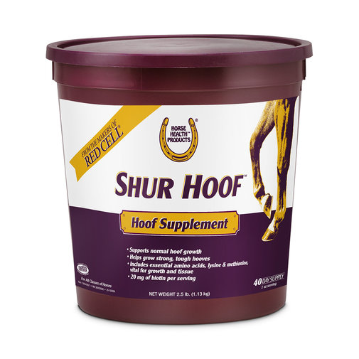 View larger image of Shur Hoof Supplement for Horses