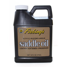 Silicone-Lanolin Saddle Oil