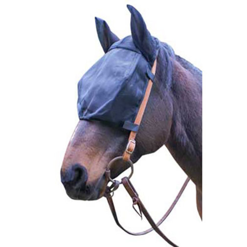 View larger image of Simple Ride Mask with Ears