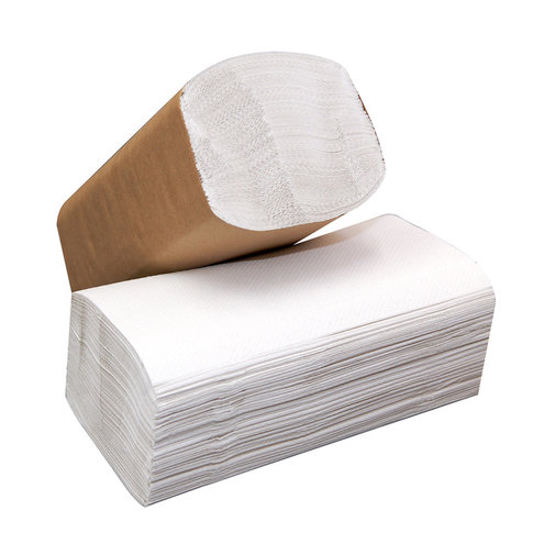 View larger image of Single-Fold 1-Ply Dairy Towels