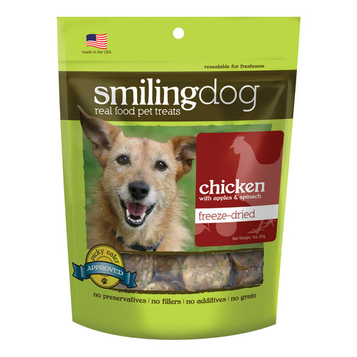 View larger image of Smiling Dog Freeze-Dried Treats