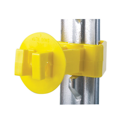 View larger image of Snug-XLSTP Extra Length T-Post Insulators