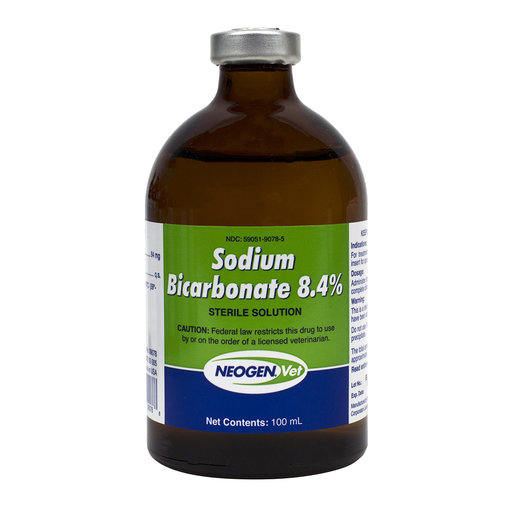 View larger image of Sodium Bicarbonate 8.4% Solution Rx