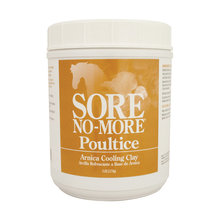 SORE NO-MORE Clay Poultice