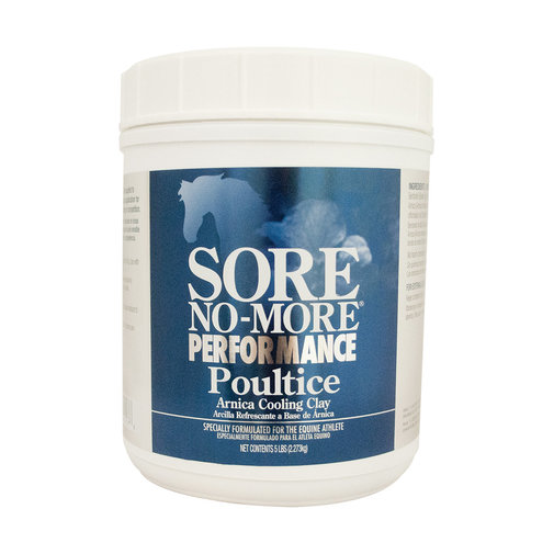 View larger image of SORE NO-MORE Performance Poultice for Horses