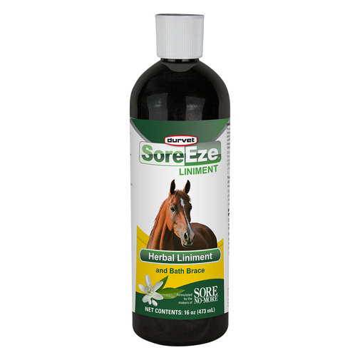 View larger image of SoreEze Liniment for Horses