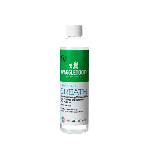 View larger image of Sparkling Breath Water Additive for Dogs
