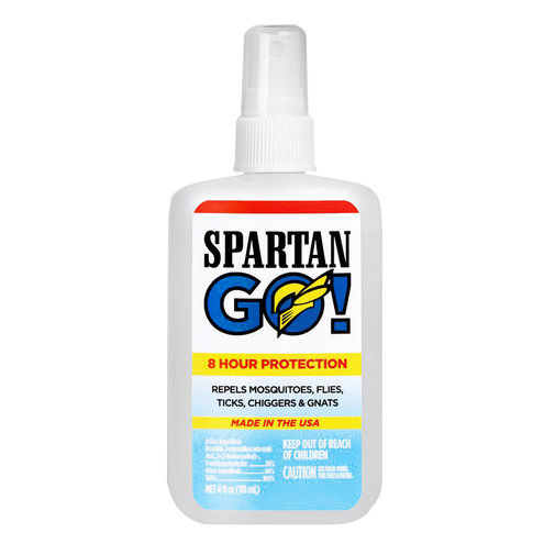 View larger image of Spartan Go! Insect Repellent Spray for Humans