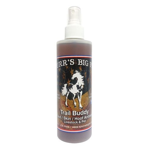 View larger image of Spurr's Big Fix Wound/Skin/Hoof Antiseptic Trail Buddy Pump