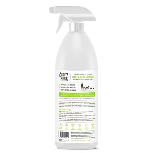 View larger image of Stain & Odor Remover