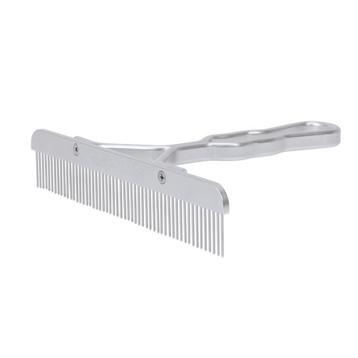 View larger image of Stainless Steel Blade Blunt Tooth Comb