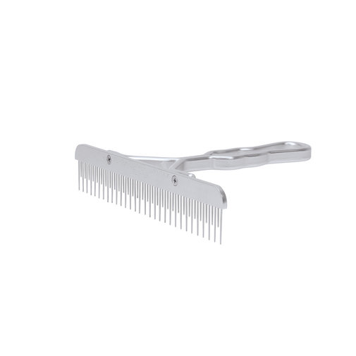 View larger image of Stainless Steel Blade Fluffer Comb