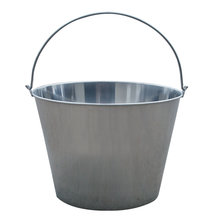 Stainless Steel Dairy Pail