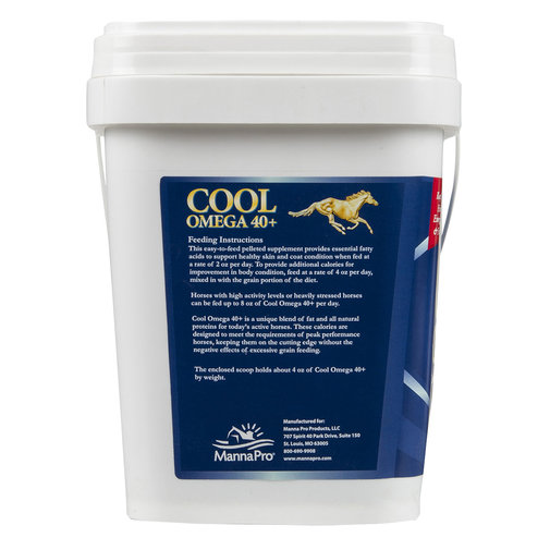 View larger image of Start to Finish Cool Omega 40+ Equine Supplement