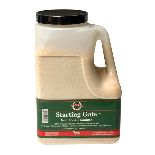 View larger image of Starting Gate Nutritional Granules for Horses