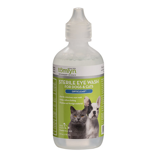 View larger image of Sterile Eye Wash (Opticlear) for Dogs and Cats